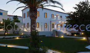 Spetses luxuriöse Villa zu verkaufen