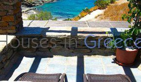 Beautiful villa for sale in Kea on the beachside!