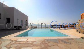 Brand new luxury villa for sale in Syros
