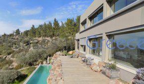 Aegina, prestigious villa for sale