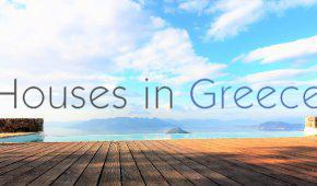 Aegina, sea view villa for sale