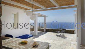 Folegandros, contemporary villa for sale
