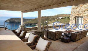 Luxurious villa for sale in Kea