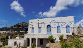 Sifnos, Exambela, neoclassical mansion for sale