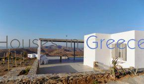 Kythnos, new minimal house with private pool for sale