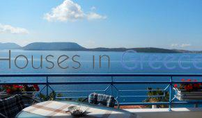 Ermioni, apartment with sea view for sale