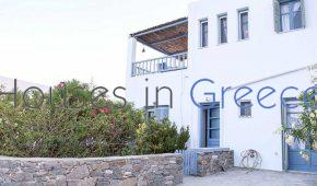 Serifos, sea side villa for sale