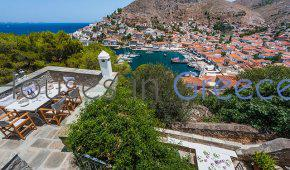 Splendid mansion in Hydra