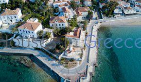 Historical mansion for sale in the center of Spetses