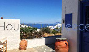 Cycladic house on Sifnos for sale