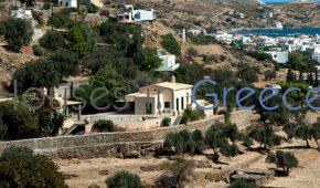 Andros, Korthi, house with pool for sale