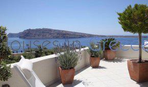 villa for sale in Santorini