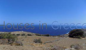 Sifnos, land for sale