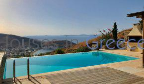 Lovely house with pool for sale in Kea