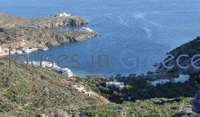 Sifnos, Faros, land for sale