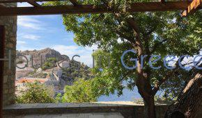 Beautiful stone house with pool for sale in Hydra