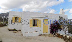 Sifnos, Apollonia, new built house for sale