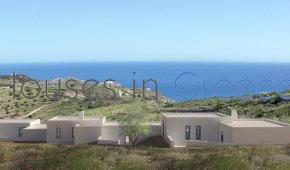 Sifnos, house under construction for sale