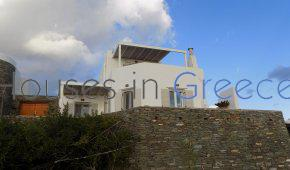 Sifnos, semi detached house with sea view