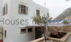 Sifnos, Kamares, elegant villa for sale