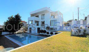 Villa mit Pool auf Ägina zum Verkauf