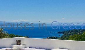Skiathos, house with pool and sea view for sale