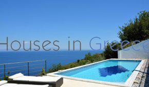 Peloponnese, Pera Melana, maison moderne à vendre