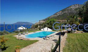 Ancient Epidaurus, villa with pool for sale