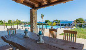 Ermioni, Plepi, 2 stunning villas on beach front for sale