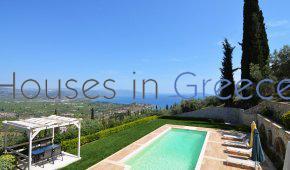 Peloponnese, Tolo, villa for sale