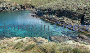 Amazing plot on the sea in Kea!
