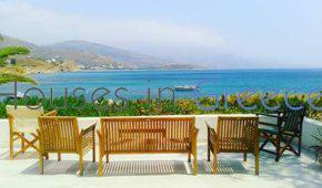 Andros, Gavrio, apartment at the beach for sale
