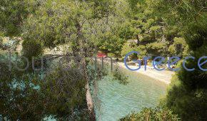 Poros, house at the beach for sale