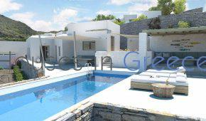 Paros: brand new house for sale with sunset view