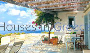 Fantastic house for sale on Andros