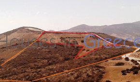 Big land for sale in Antiparos