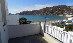 Sifnos, Plati Gialo, duplex at the sea for sale