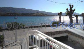 Poros, Askeli, house at the sea for sale
