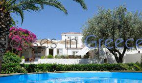 Spetses: Charming house for sale close to the harbour